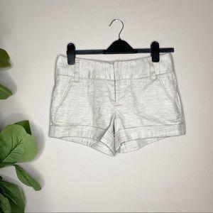 🌷 Alice + Olivia Cady cuff shorts
